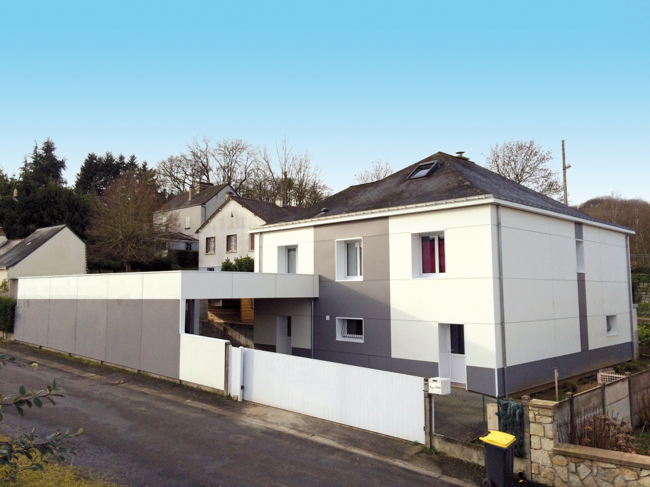 Derouet Constructeur De Maison Bois En Mayenne 53 Expert En