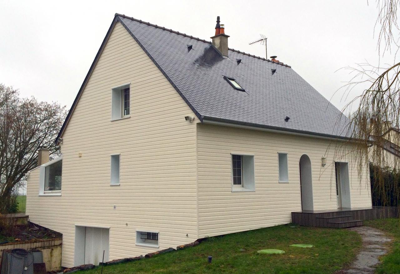Relooking Maison Avant Apres derouet constructeur de maison bois en mayenne (53), expert
