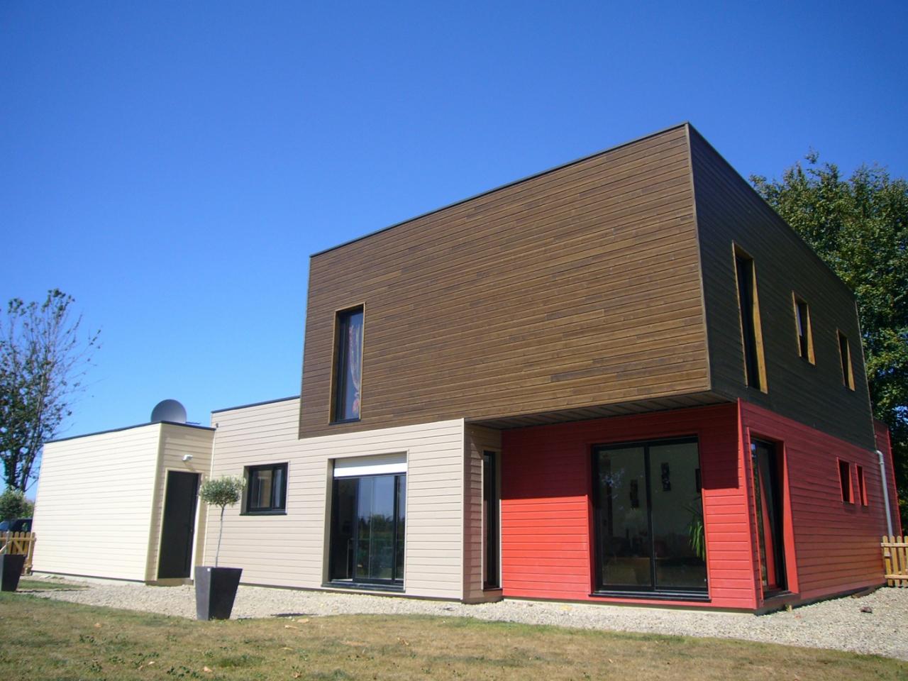 maison en bois 53
