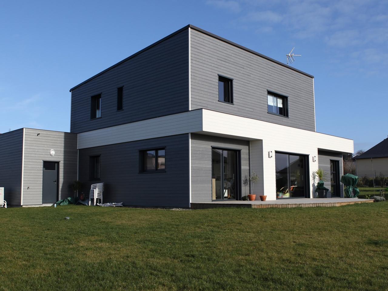 DEROUET constructeur de maison bois en Mayenne (53), expert ...