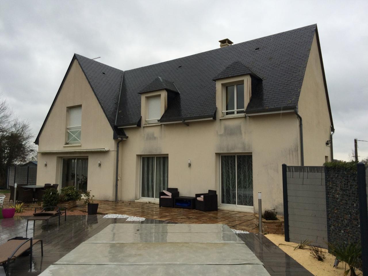 relooking facade maison avant apres elegant projet maison peindre en gris pour les meubles le. Black Bedroom Furniture Sets. Home Design Ideas